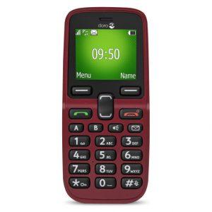mobiltelefon - röd