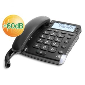 telefon - stora siffror- +60 db