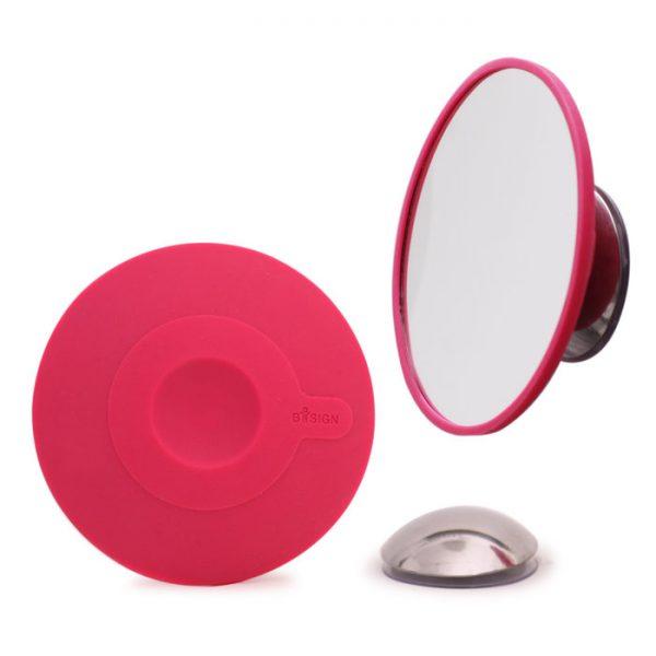 speglar - rosa - 2 st