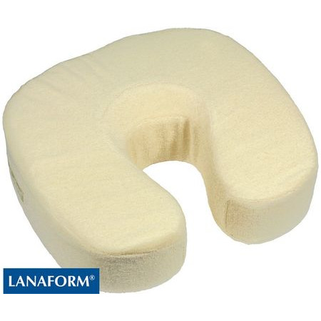 nackkrage - vit - lanaform