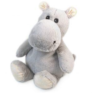 djur - flodhäst - ljusgrå