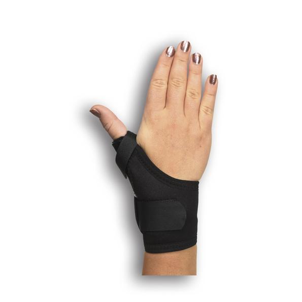 Handbaksida med tumortos