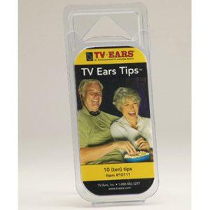öronmuddar - TV-Ears