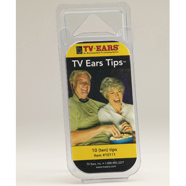 öronmuddar - TV-Ears
