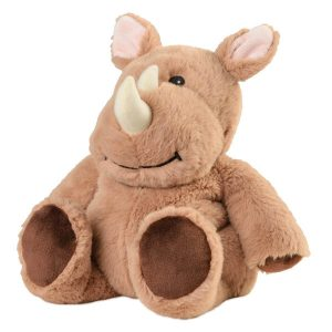 djur - noshörning - brun