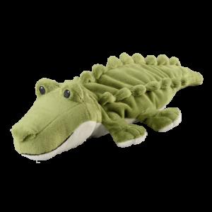 djur - krokodil - grön