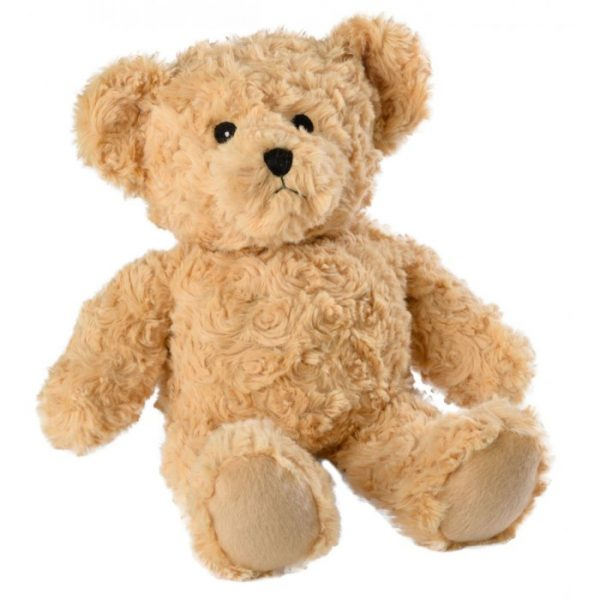 djur - björn - gul - nalle
