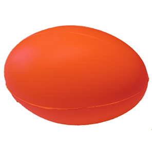 Boll oval orange